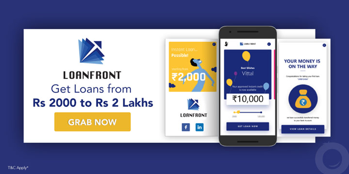 Loanfront Offers