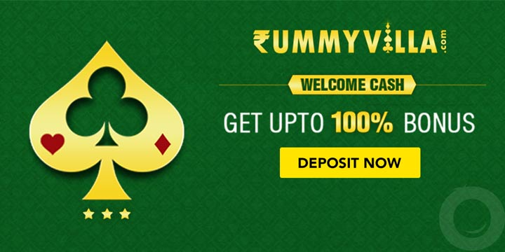 RummyVilla Offers