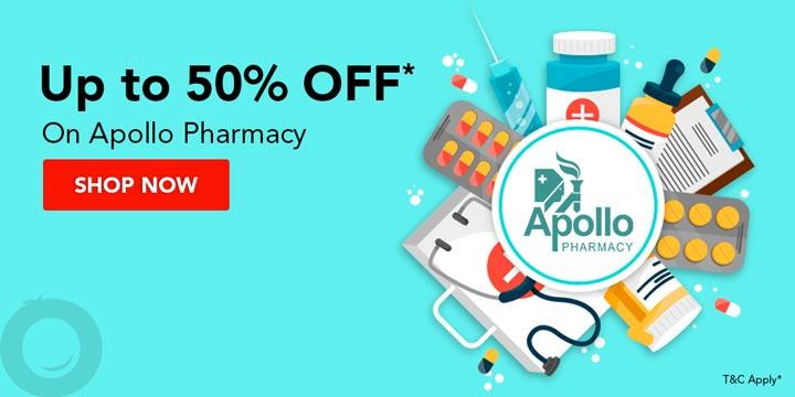 Apollo Pharmacy Discount Code