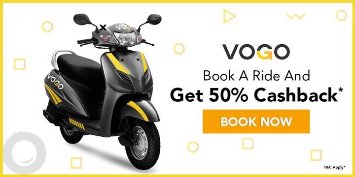 Vogo Offers