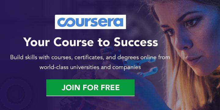 Coursera Coupon Codes