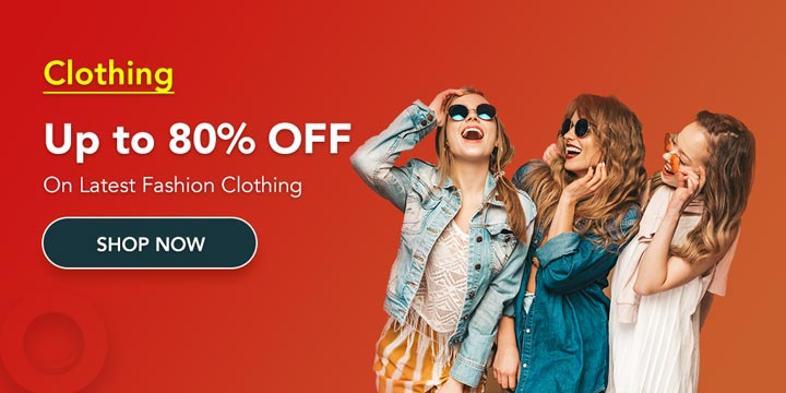 Clothing Coupons