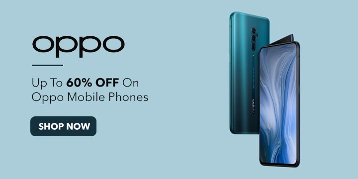 Oppo Discount Offers