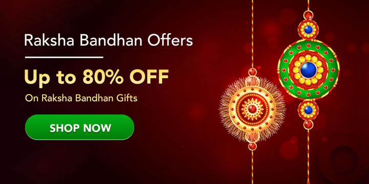 Rakhi Special Gift Offers