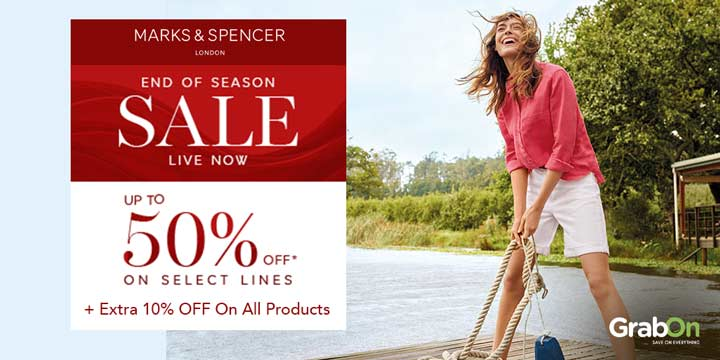 Marks and Spencer Coupons