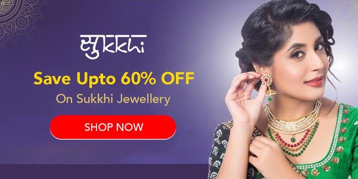 Sukkhi Offers