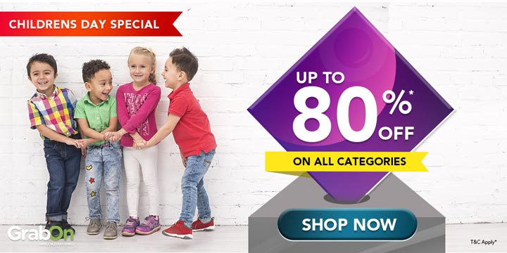 Children's Day Offer