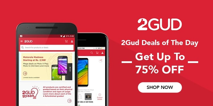 2GUD Offers & Promo Codes