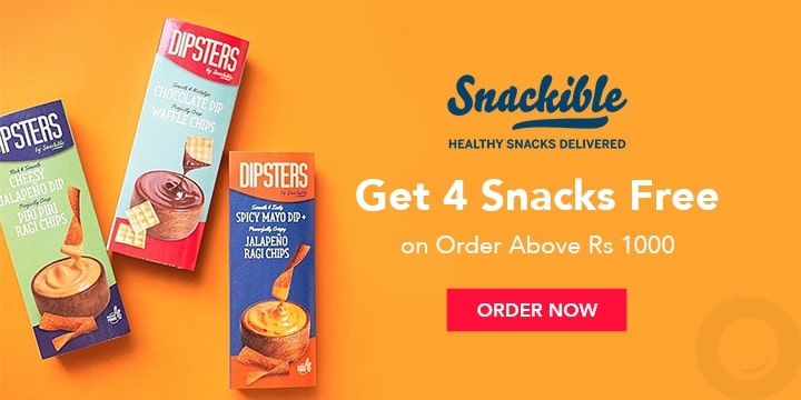 Snackible Offers