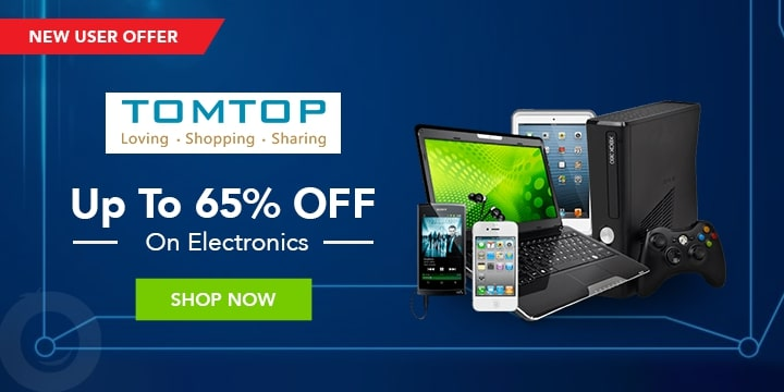 TOMTOP Offers