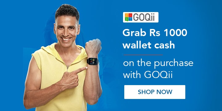GOQii Offers & Promo Code