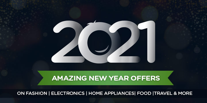 New Year Offers 2021