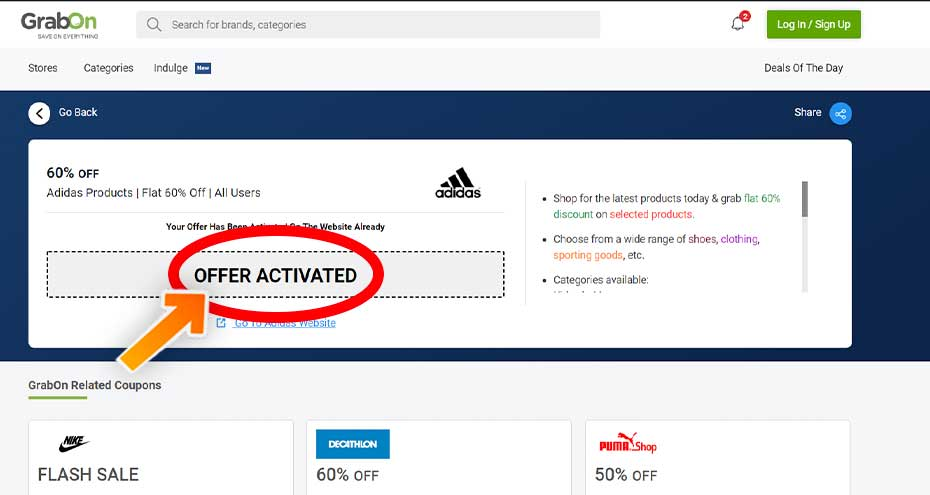 How to use Adidas Promo Code