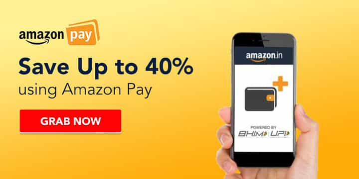 Amazon Pay Coupons