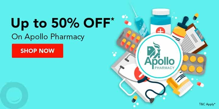 Apollo Pharmacy Discount Code