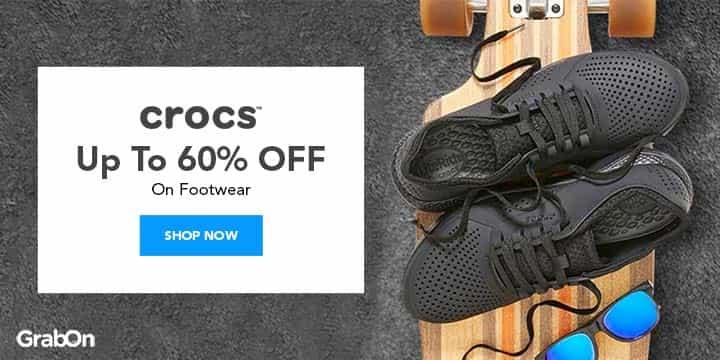 Crocs Promo Codes