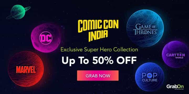 Comic Con Discount Code