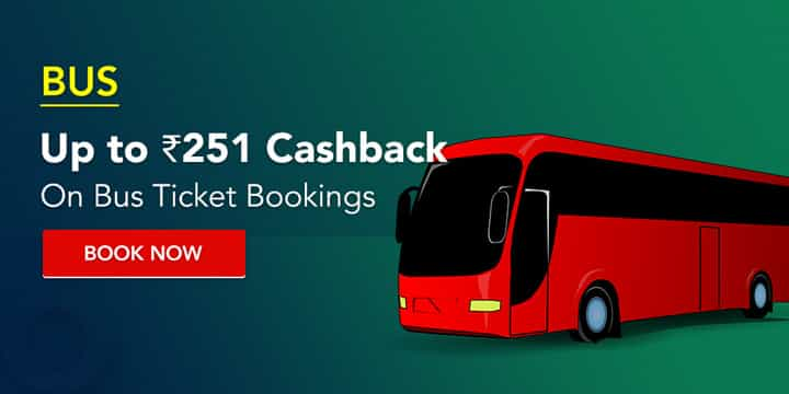 Bus Booking Offers
