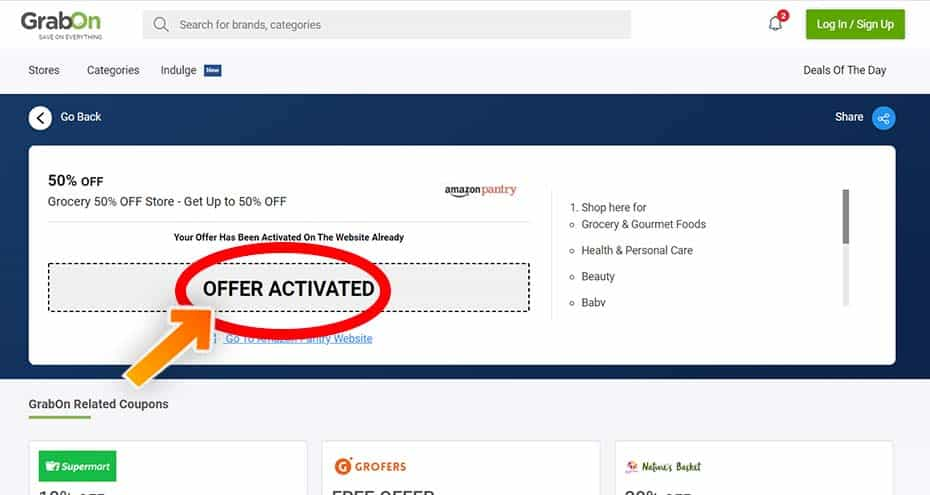 How to Use Amazon Pantry Promo Code