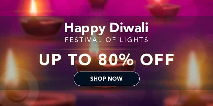 Diwali Offers 2021