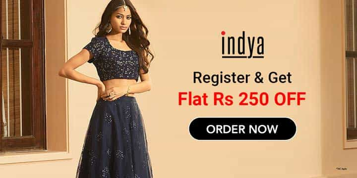 House Of Indya Offers
