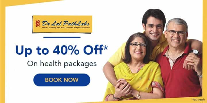 Dr Lal PathLabs Discount Code