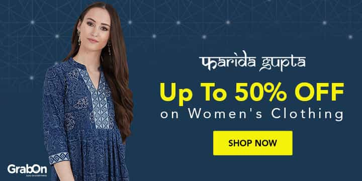 Farida Gupta Promo Codes