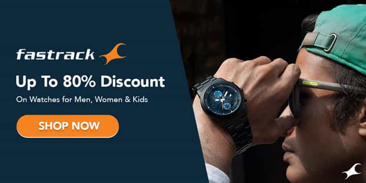 Fastrack Discount Code