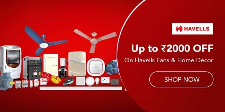 Havells Discounts