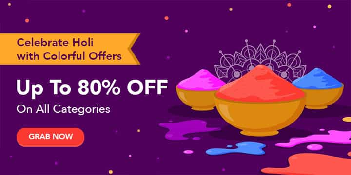 Holi Sale on Mobiles