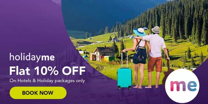 Holidayme Offers