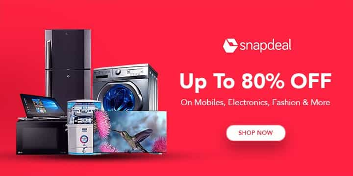 Snapdeal Coupons