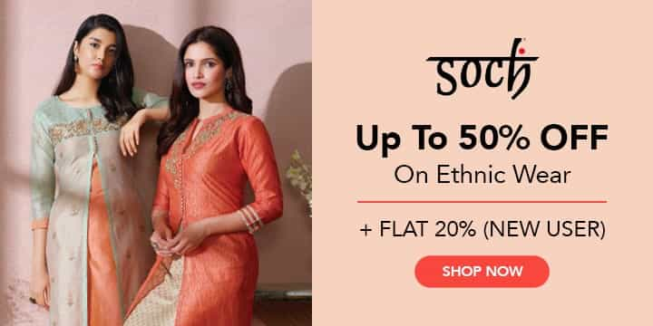 SOCH Promotion Offers Today