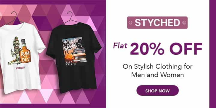 Styched Offers