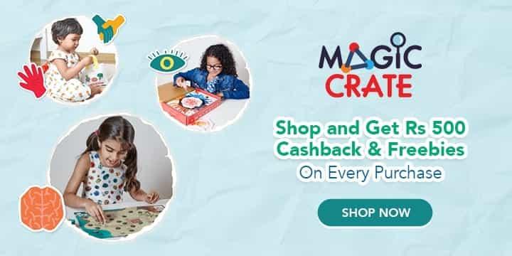 Magic Crate Offers