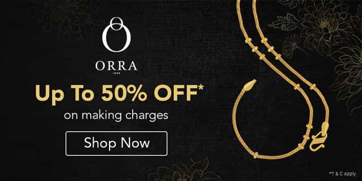ORRA Coupon Code