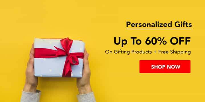 Personalized Gifts Offers