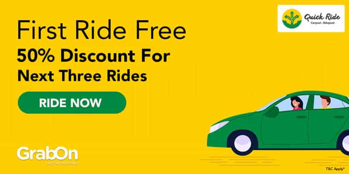 Quick Ride Promo Codes