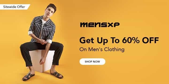 MensXP Shop Coupons