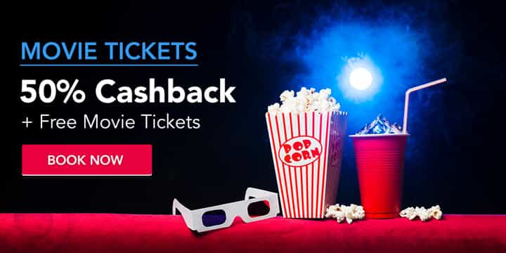 Movie Booking Coupons