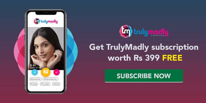 TrulyMadly Offers