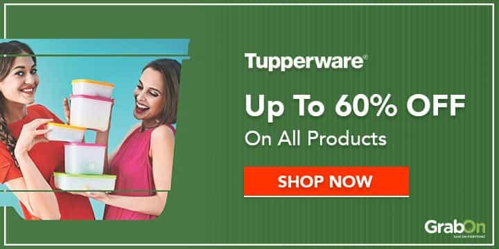 Tupperware Coupon