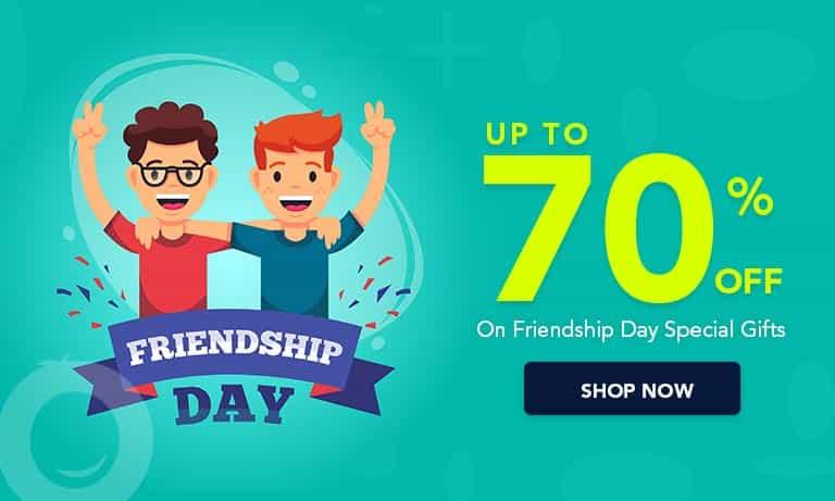 Friendship Day Sale 2021