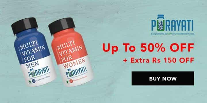 Purayati Discount Code
