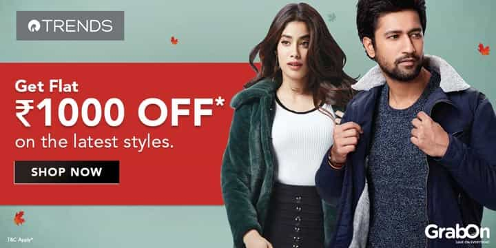 Reliance Trends Promo Codes