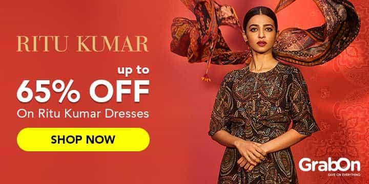 Ritu Kumar Promo Codes