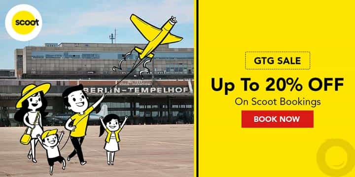 Scoot Airlines Offers