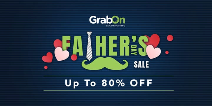 Fathers Day Special Discounts